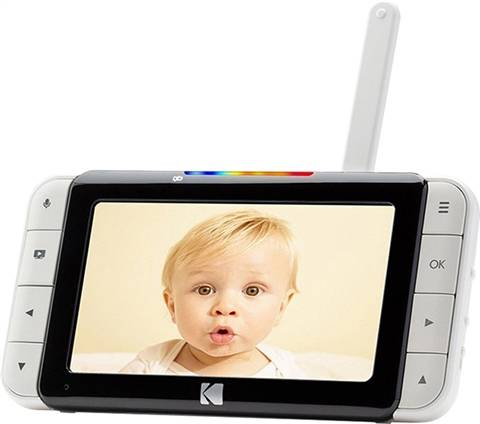 Refurbished: Kodak Cherish C525 Smart Baby Monitor, C