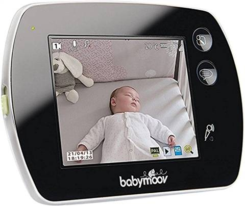 Babymoov Touch Screen Video Baby Monitor, C