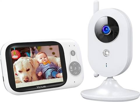 Victure Video Baby Monitor with Digital Camera, A