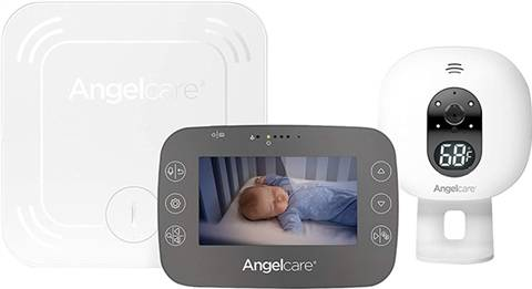 Angelcare AC337 Baby Movement Video Monitor, A