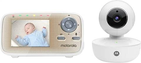 Motorola MBP669 Connect Video Baby Monitor, A