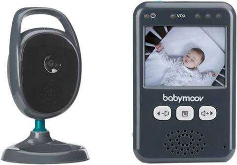 BabyMoov 250M Essential Video Baby Monitor, A
