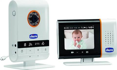 Chicco Top Digital Video Baby Monitor, B