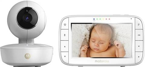 "Motorola MBP50 Video Baby Monitor With 5"" Parent Display Unit, A"