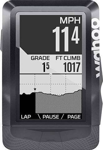 Refurbished: Wahoo Fitness Elemnt GPS Bike Computer, B