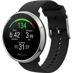 Refurbished: Polar Ignite Fitness Watch - Black Strap, C