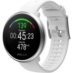 Refurbished: Polar Ignite Fitness Watch - White Strap, A