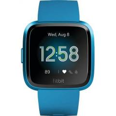 Refurbished: Fitbit Versa Health and Fitness Smartwatch LE - Marina Blue, B