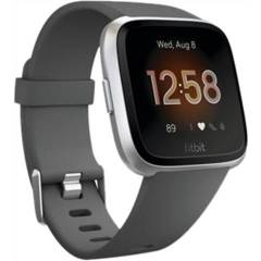 Refurbished: Fitbit Versa Health and Fitness Smartwatch LE - Silver, B