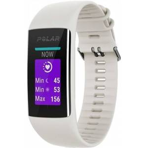 Refurbished: POLAR A370 Activity Tracker with HR M/L- White, B