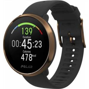 Refurbished: Polar Ignite Fitness Watch - Black Strap, B