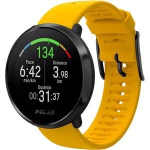 Refurbished: Polar Ignite Fitness Watch - Yellow/Black Strap, B
