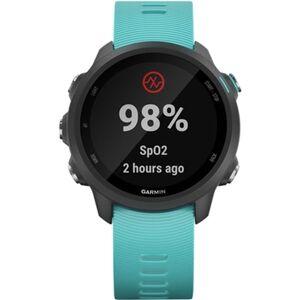Refurbished: Garmin Forerunner 245 Music+GPS Running Watch - Aqua, B