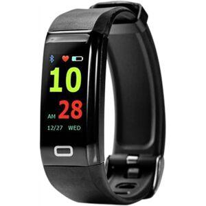 Nuband NU-G0034BK Pro HR GPS Tracker - Black, B