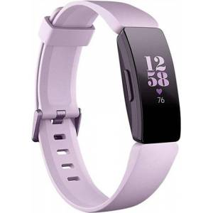 Fitbit Inspire HR Fitness Tracker- Lilac, C