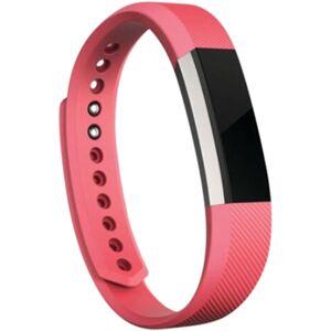 Fitbit Alta Fitness Wrist Band Pink/Silver, Small B