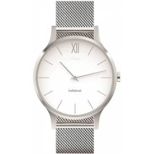 Bellabeat Time HT-10TM Hybrid Smartwatch - Silver, B