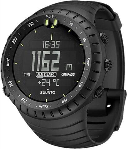 Suunto Core Smartwatch - All Black, B