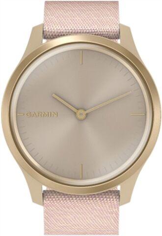 Refurbished: Garmin VivoMove Style Hybrid Smartwatch Rose Gold, B