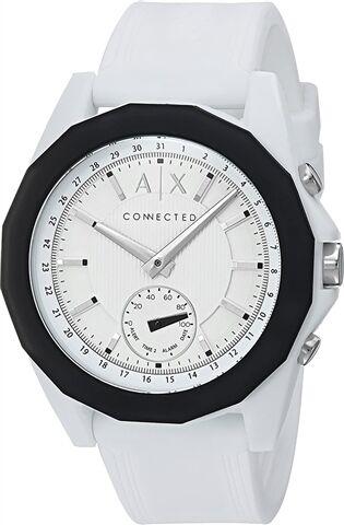 Armani Exchange Unisex AXT1000 Smartwatch - White, A