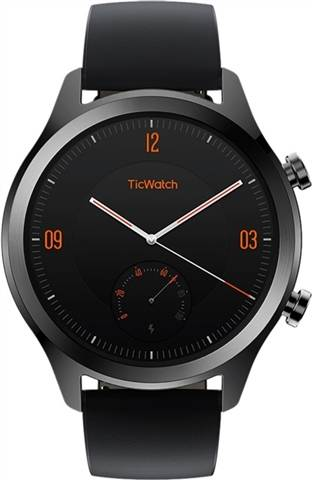 Refurbished: Ticwatch C2 Smartwatch Onyx, B