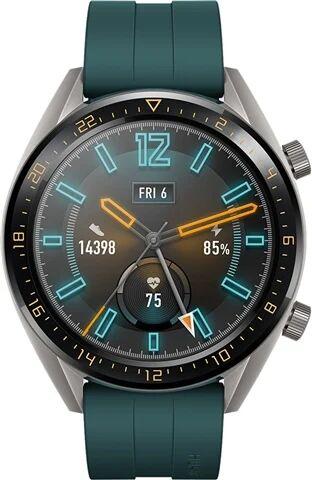 Refurbished: Huawei Watch GT Active - Dark Green, A