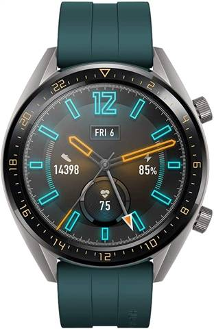 Refurbished: Huawei Watch GT Active - Dark Green, B