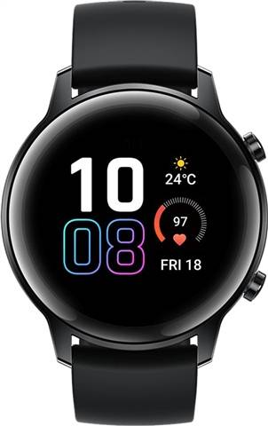 Refurbished: Honor Magic Watch 2 42MM - Agate Black, B