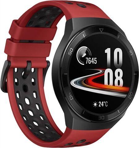 Refurbished: Huawei Watch GT 2e Smartwatch - Lava Red, B