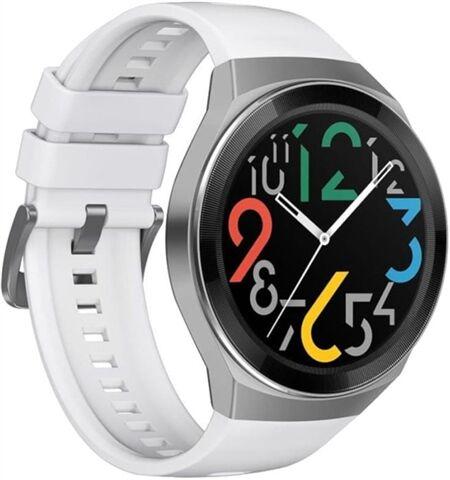 Refurbished: Huawei Watch GT 2e Smartwatch - Icy White, A