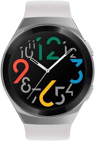 Refurbished: Huawei Watch GT 2e Smartwatch - Icy White, B