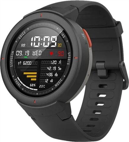 Refurbished: Xiaomi Huami Amazfit Verge Smart Watch - Grey, B