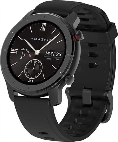 Refurbished: Xiaomi Huami Amazfit GTR - A1910 42mm Smart Watch - Black, A