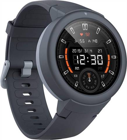 Refurbished: Amazfit Verge Lite Smart Watch - Shark Gray, B