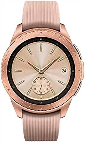 Refurbished: Samsung Galaxy Watch SM-R810 (42mm), Rose Gold, A