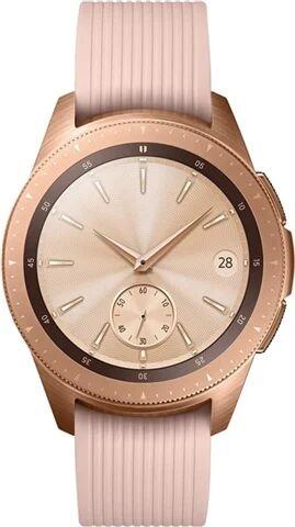 Refurbished: Samsung Galaxy Watch SM-R810 (42mm), Rose Gold, C