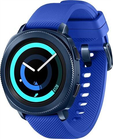 Refurbished: Samsung Gear Sport (SM-R600) Smart Watch - Blue, B
