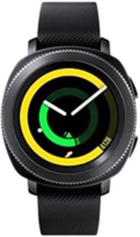 Refurbished: Samsung Gear Sport (SM-R600) Smart Watch - Black, A