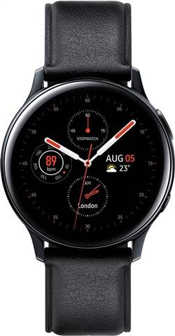 Refurbished: Samsung Galaxy Watch Active2 SM-R825 LTE (44mm) Black, Vodafone A