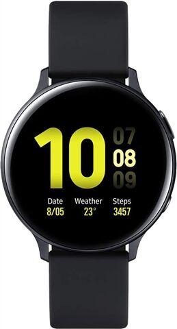 Refurbished: Samsung Galaxy Watch Active2 SM-R820 (44mm), Black, C