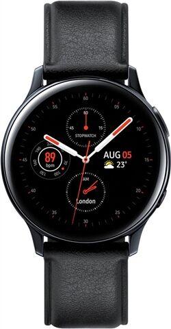 Refurbished: Samsung Galaxy Watch Active2 SM-R835 LTE (40mm), Black, A