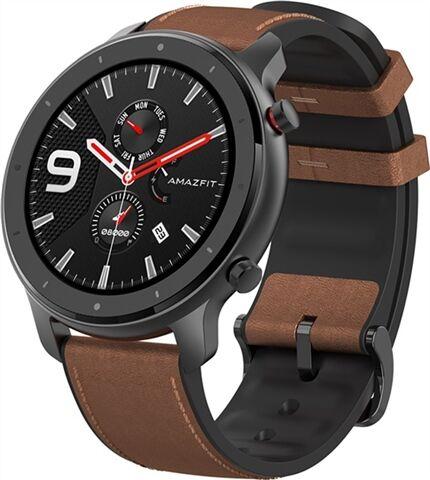 Xiaomi Huami Amazfit GTR 47mm Smart Watch - Aluminum Alloy, B