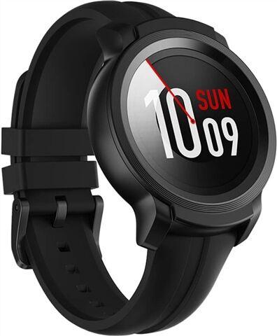 Refurbished: Ticwatch E2 Shadow Smartwatch, Black, B
