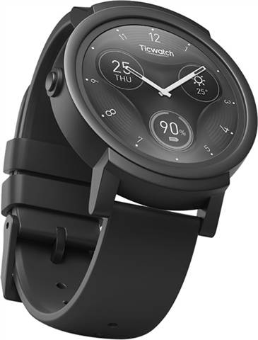 Refurbished: Ticwatch E Smart Watch Black, B