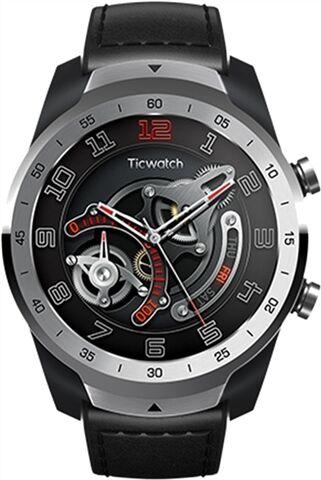 Refurbished: Ticwatch Pro Smartwatch WF12096 Silver, B