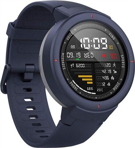 Refurbished: Xiaomi Huami Amazfit Verge Smart Watch - Blue, B