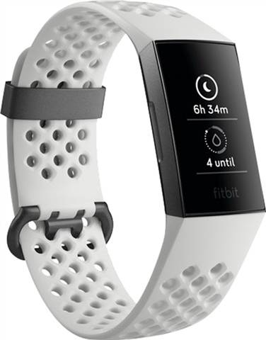 Fitbit Charge 3 Special Edition Graphite/White, A