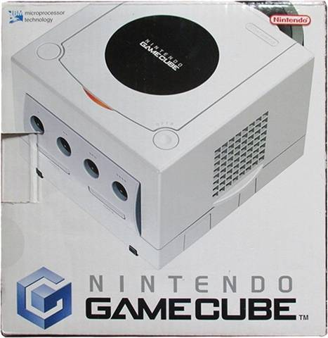 Refurbished: GameCube Console, Pearl White, (No Game) Boxed
