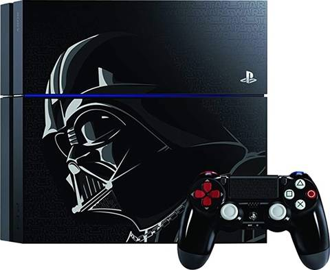 Refurbished: Playstation 4 Console, 1TB Star Wars LE (No Game), Boxed