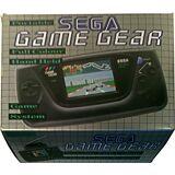Refurbished: Game Gear Black, Boxed (No Game)